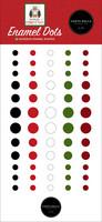 Carta Bella - Home For Christmas, Enamel Dots, 60 kpl