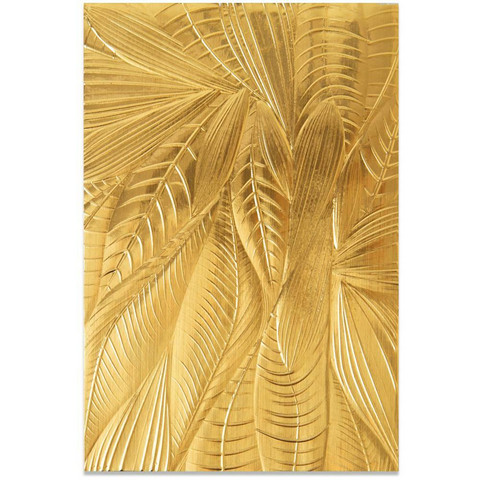 Sizzix - 3D Textured Impressions By Georgie Evans, Kohokuviointitasku, Fallen Leaves