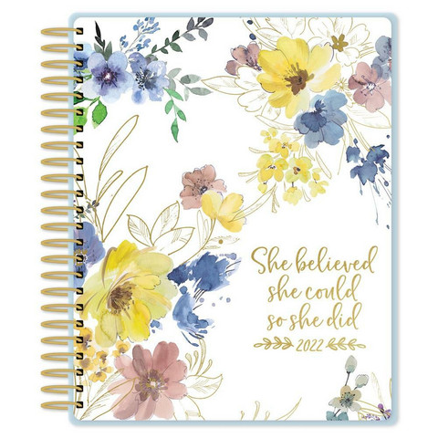 Paper House - 12-Month Dated Planner, She Believed