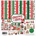Carta Bella - Christmas Cheer, Collection Kit 12