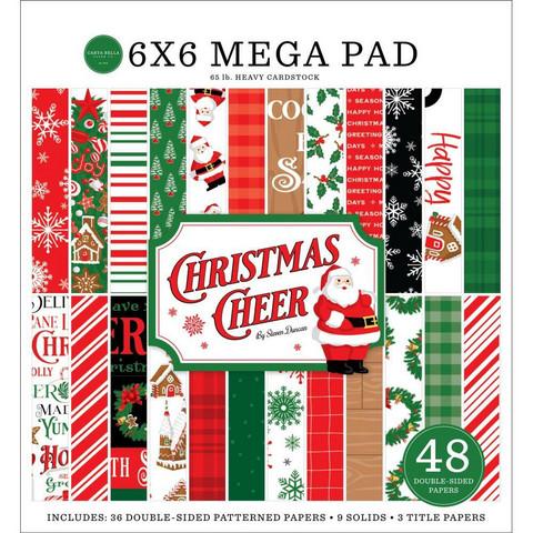 Carta Bella - Christmas Cheer, Mega Pad 6