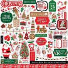 Carta Bella - Christmas Cheer, Element Sticker 12
