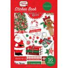 Carta Bella - Christmas Cheer, Sticker Book, Tarrasetti
