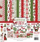 Echo Park - Christmas Magic, Collection Kit 12
