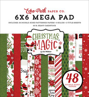 Echo Park - Christmas Magic, Mega Pad 6