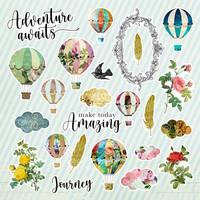 Memory Place - Adventure Awaits, Leikekuvia, 24 osaa