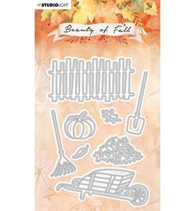 Studio Light - Beauty of Fall nr.56, Stanssisetti, Garden tools
