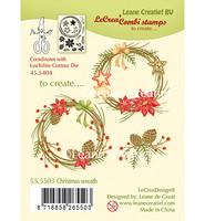 LeCrea Design - Christmas Wreath, Leimasetti