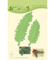 LeCrea Design - Christmas Branches, Stanssisetti