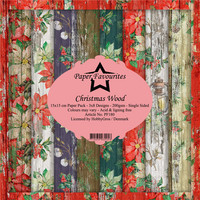 Paper Favourites - Christmas Wood 6