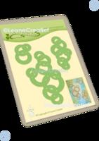 LeCrea Design - Circle Ornaments, Stanssisetti