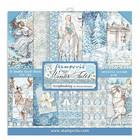 Stamperia - Winter Tales, Paper Pack 6