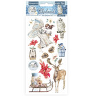 Stamperia - Winter Tales Christmas, Chipboard