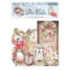 Stamperia - Winter Tales, Die Cuts, 35osaa, Christmas