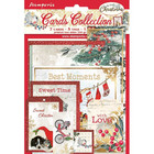 Stamperia - Romantic Christmas, Cards Collection, 13 osaa