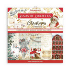 Stamperia - Romantic Christmas, Paper Pack 12