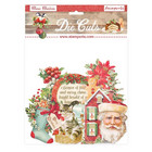 Stamperia - Classic Christmas, Die Cuts, 38osaa, Christmas