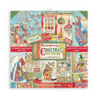 Stamperia - Christmas Patchwork, Paper Pack 6