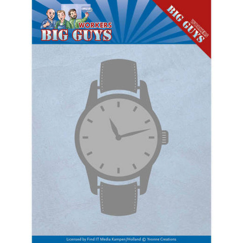 Yvonne Creations - Big Guys, Stanssi, Watch