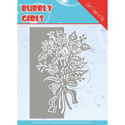 Yvonne Creations - Bubbly Girls, Stanssi, Bouquet