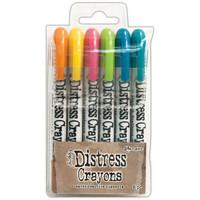 Tim Holtz - Distress Crayon Set #1