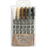 Tim Holtz - Distress Crayon Set #3