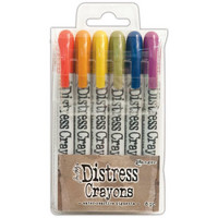 Tim Holtz - Distress Crayon Set #2