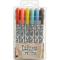 Tim Holtz - Distress Crayon Set #7