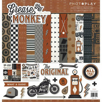 PhotoPlay - Grease Monkey, Collection Pack 12