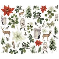 Simple Stories - Simple Vintage Rustic Christmas, 39 osaa, Woodland