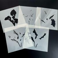 Maker Forte - Layered Stencils By Alex Syberia, Sapluuna 6