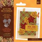 Crafter`s Companion - Autumn Blessings, Stanssisetti, Hello Autumn