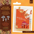 Crafter`s Companion - Autumn Blessings, Stanssisetti, Forest Toadstools