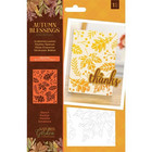 Crafter`s Companion - Autumn Blessings, Sapluuna, Scattered Leaves