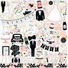 Echo Park - Wedding, Element Sticker 12