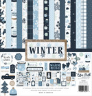 Echo Park - Winter, Collection Kit 12