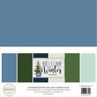 Carta Bella - Welcome Winter, Solids Kit 12