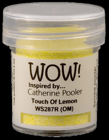 WOW! - Kohojauhe, Touch of Lemon (R) (OM), 15ml