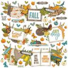 Simple Stories - Simple Vintage Country Harvest Cardstock Stickers, 12