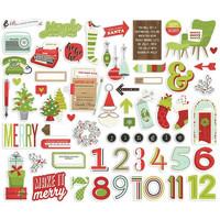 Simple Stories - Make It Merry, Leikekuvat, 61 osaa