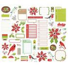 Simple Stories - Make It Merry, Leikekuvat, 60 osaa, Journal