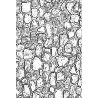 Sizzix - 3D Texture Fades Embossing Folder By Tim Holtz, Kohokuviointitasku, Cobblestone #2