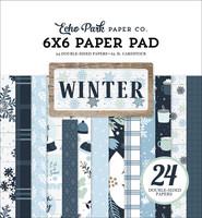 Echo Park - Winter, Paper Pad 6