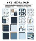 Echo Park - Winter, Mega Pad 6