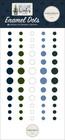 Carta Bella - Welcome Winter, Enamel Dots, 60 kpl