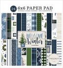 Carta Bella - Welcome Winter, Paper Pad 6