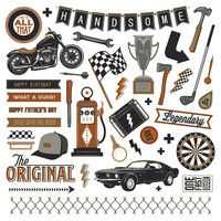 PhotoPlay - Grease Monkey Stickers 12