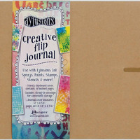 Dyan Reaveley - Dylusions Creative Flip Journal 12