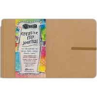 Dyan Reaveley - Dylusions Creative Flip Journal 8.5