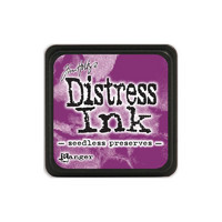 Leimamustetyyny, Distress Mini Ink, Seedless Preserves